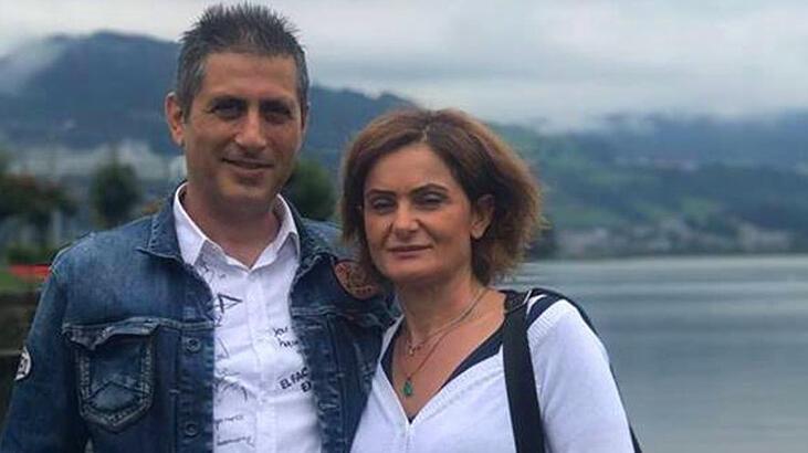 Canan Kaftancıoğlu'nun eşine hırsızlık şoku!