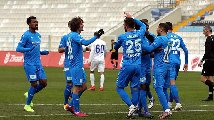 Erzurumspor ve Kayserispor, PFDK'ye sevk edildi
