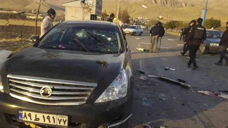Son dakika...  İran: Fahrizade'ye yönelik saldırıda İsrail'in rolü olabilir!