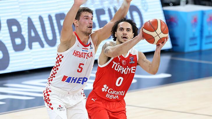 Hırvatistan - Türkiye: 79-62
