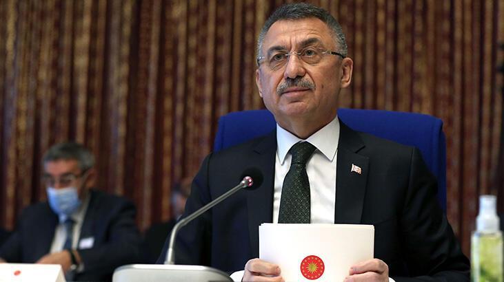 Cumhurbaşkanı Yardımcısı Oktay: Tüm reform çalışmalarının merkezinde milletimiz olmuştur