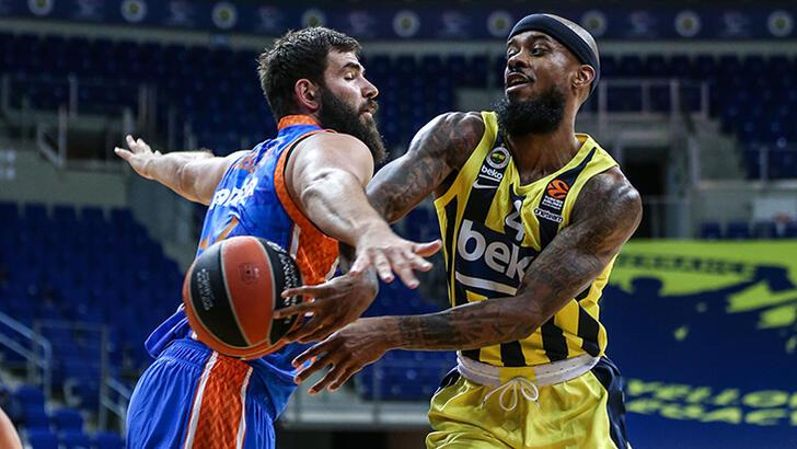 Fenerbahçe Beko - Valencia Basket: 86-90