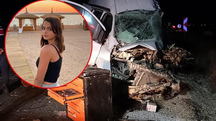 Bodrum'da feci kaza! Henüz 16 yaşındaydı