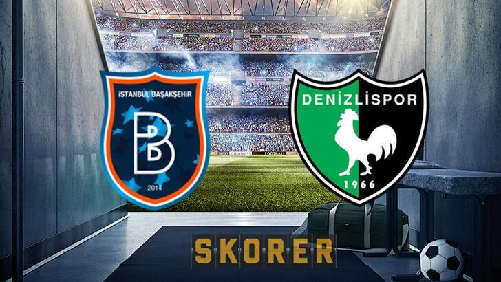 Başakşehir - Denizlispor maçı ne zaman, saat kaçta, hangi kanalda?