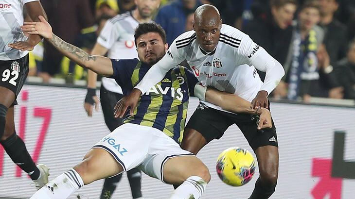 Fenerbahçe ile Beşiktaş, Kadıköy'de 58. maça çıkıyor