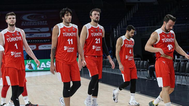 A Milli Basketbol Takımı'nın rakibi Hollanda
