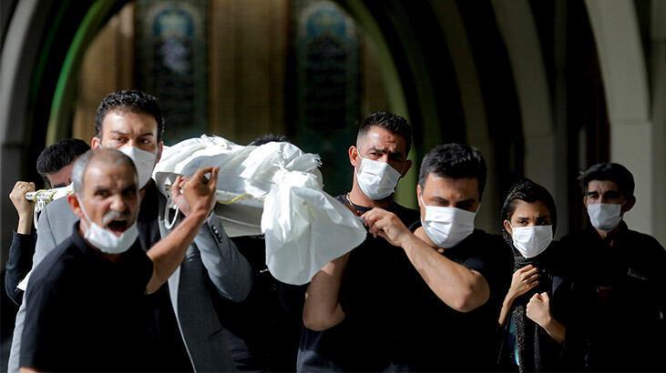 İran'da 391 kişi daha virüsten hayatını kaybetti!
