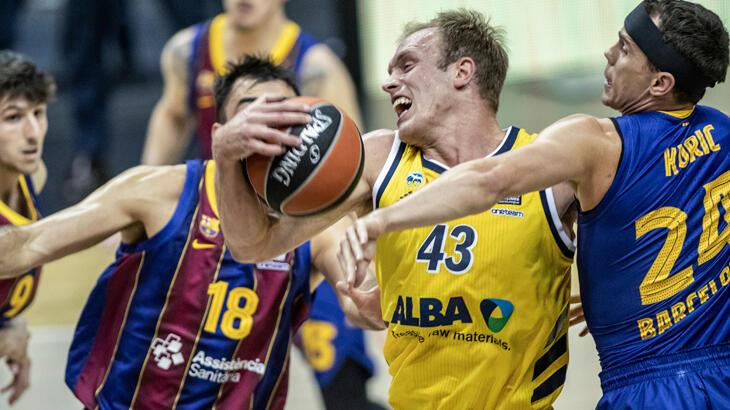 THY Avrupa Ligi'nde 11. haftanın MVP'si Luke Sikma