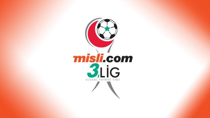 Misli.com 3. Lig'de 11. hafta maçları tamamlandı