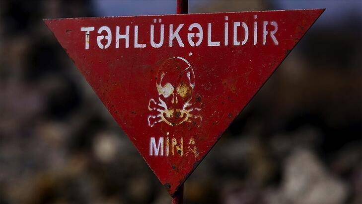 Ermenistan güçlerinin döşediği mayın patladı: 4 ölü!