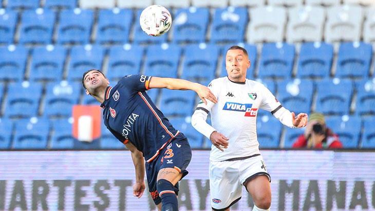 Medipol Başakşehir - Yukatel Denizlispor: 3-3