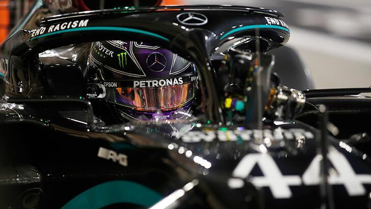 F1 Bahreyn Grand Prix'sinde pole pozisyonu Hamilton'ın