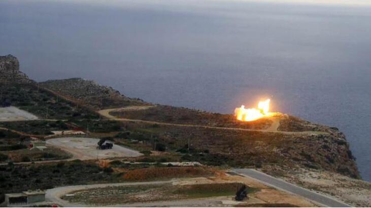 Yunanistan ateşle oynuyor! Girit'te test ettiler