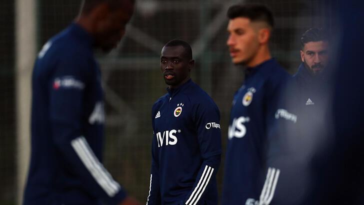 Fenerbahçe Beşiktaş öncesi taktik çalıştı!