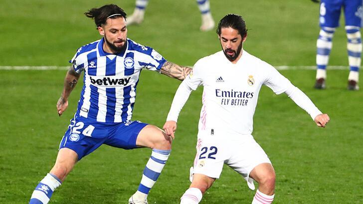 Deportivo Alaves, Real Madrid'i devirdi!