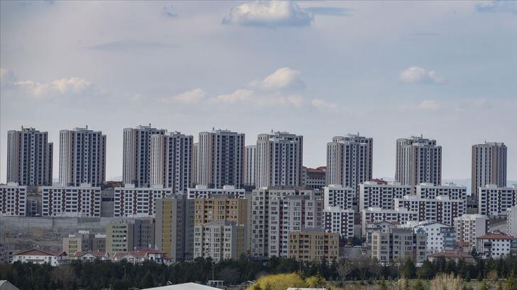 Yabancıya konut satışının yüzde 65'i İstanbul ve Antalya'dan yapıldı