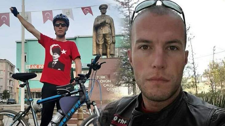 Bisikletten düştü, 1 haftalık yaşam mücadelesini kaybetti!