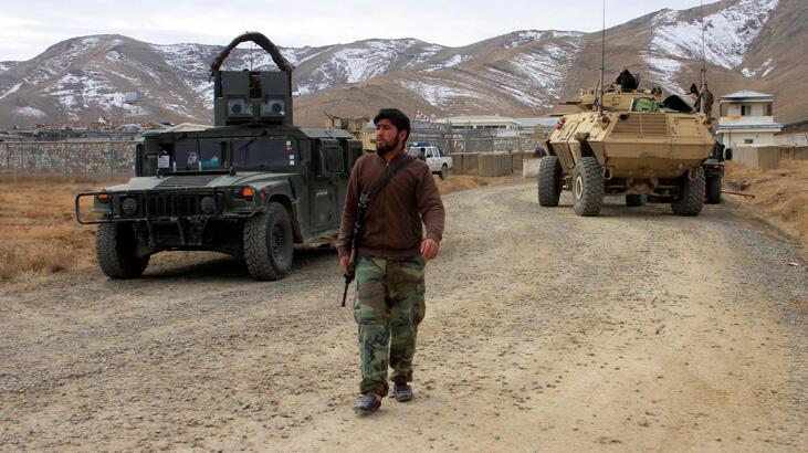 Afganistan'da saldırı: Onlarca ölü var