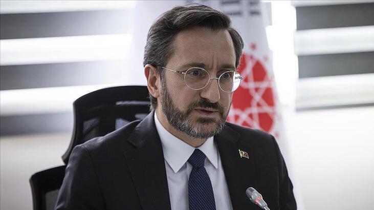 İletişim Başkanı Altun'dan CHP'li vekile tepki