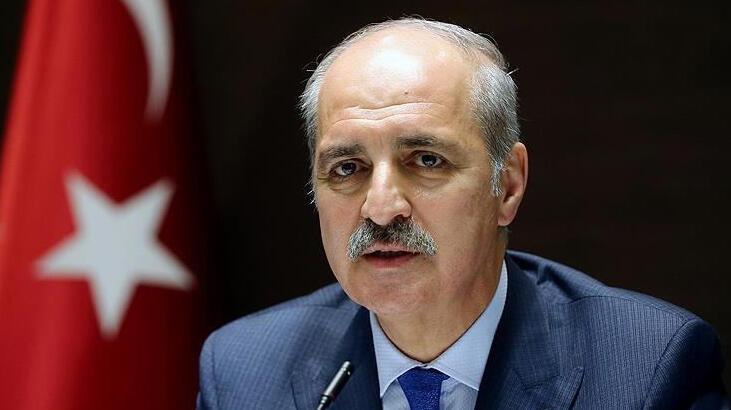 Kurtulmuş'tan, CHP'li Başarır'ın sözlerine tepki