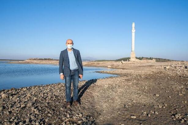 Başkan Soyer'den  'Susuzluk tehdidi kapımızda' uyarısı