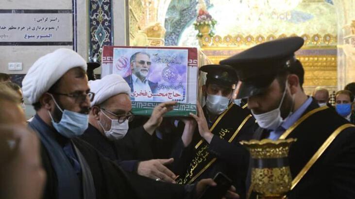 İddia: İranlı nükleer bilimci Fahrizade'ye yönelik suikast otomatik silahla yapıldı