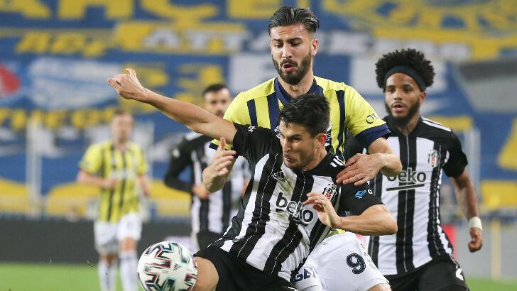 Necip Uysal, 5 yıl sonra ilk golünü Fenerbahçe'ye attı