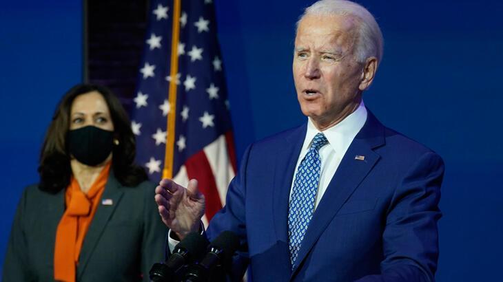 Son dakika: Biden Beyaz Saray iletişim ekibini açıkladı! Tamamı kadınlardan oluşuyor