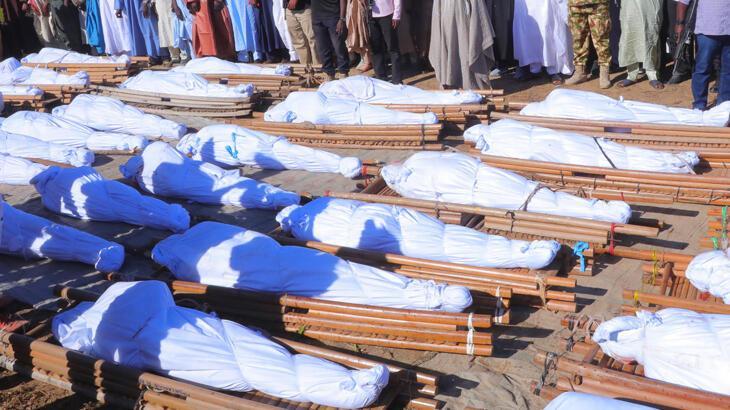 Son dakika: Resmen katliam! BM kan donduran bilançoyu açıkladı
