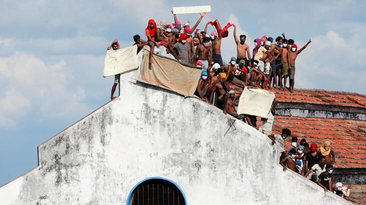 Sri Lanka'da hapishanede ölümcül koronavirüs isyanı