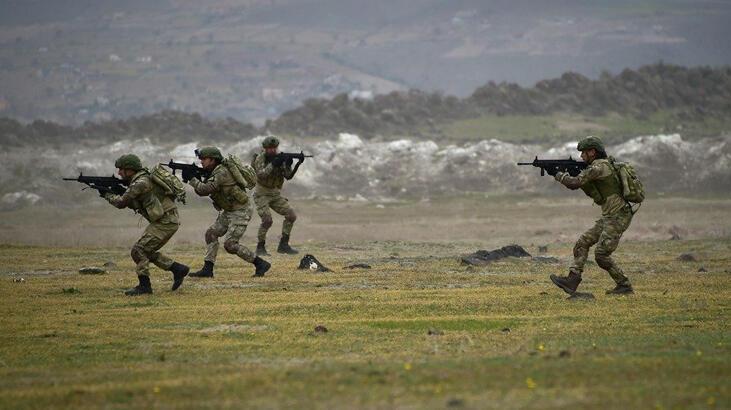 Son dakika... Barış Pınarı bölgesinde sıcak çatışma!