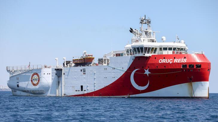 Bakanlık açıkladı! Oruç Reis Antalya Limanı'na döndü