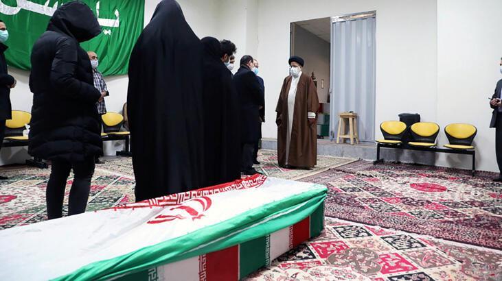 Suikastle öldürülen Fahrizade toprağa verildi