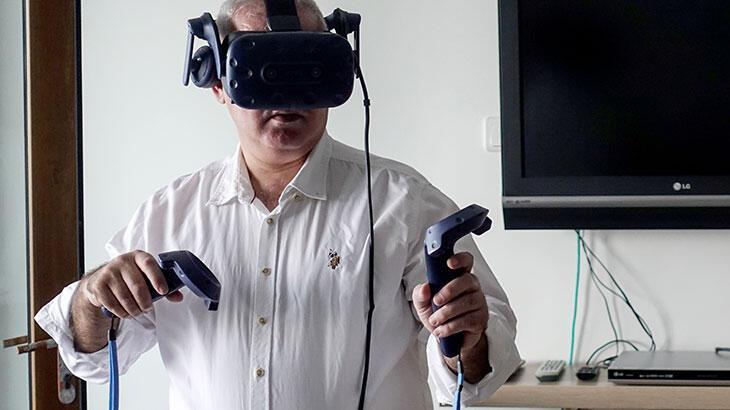 Tıpta sanal gerçeklik eğitimi Türkiye'de