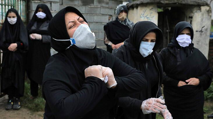 İran'da 371 kişi daha hayatını kaybetti