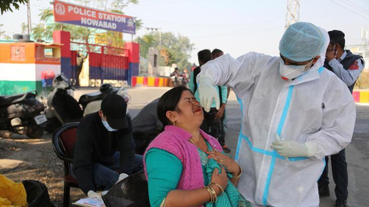 Yerel medya: Hindistan koronavirüs vakalarını 3,4 milyon eksik açıkladı