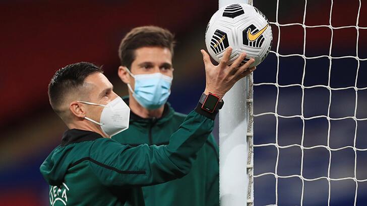 Medipol Başakşehir-Leipzig maçını İspanyol hakem Grande yönetecek