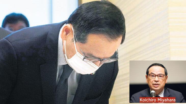 Tokyo Borsası'nda arıza istifası geldi