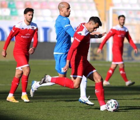 Antalyaspor deplasmanda galibiyeti unuttu