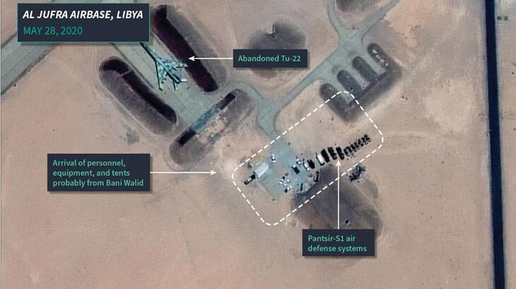 Pentagon: Birleşik Arap Emirlikleri Libya'daki paralı Rus askerlerini destekliyor