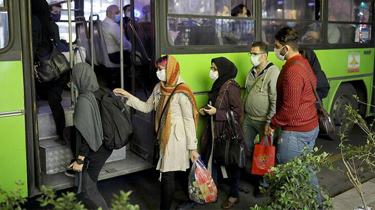 İran'da 382 kişi daha hayatını kaybetti!