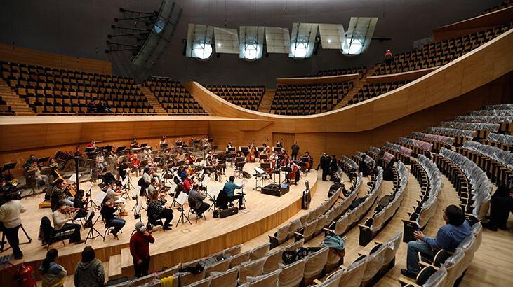 Son 2 gün! Cumhurbaşkanlığı Senfoni Orkestrası binası açılışını Erdoğan yapacak