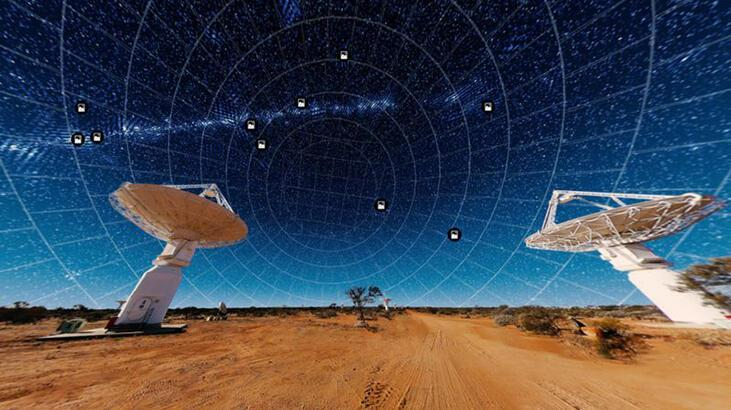Gelişmiş teleskopla milyonlarca yeni galaksi keşfedildi