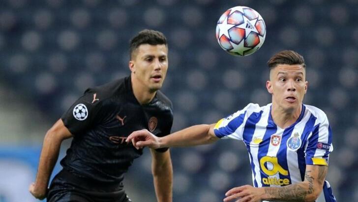Porto, Manchester City'den istediğini aldı
