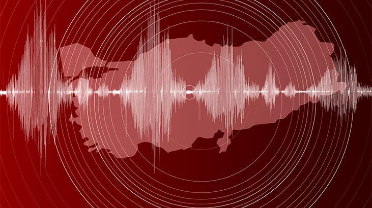 Son dakika... Bingöl ve Malatya'da korkutan depremler! Büyüklüğü...