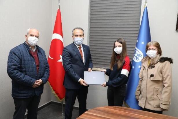 Bursa Büyükşehir Belediyesi bilgiyi ödüllendirdi