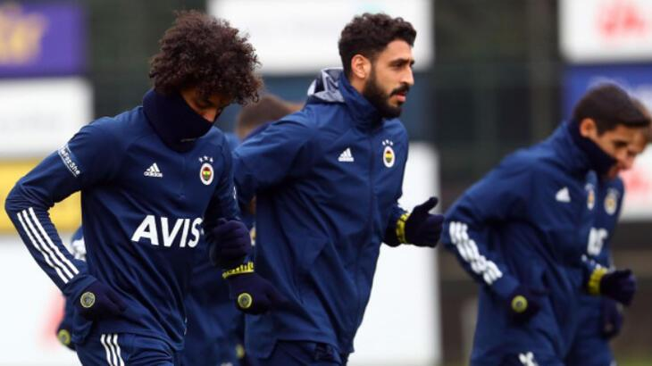 Son dakika - Fenerbahçe'de Tolga Ciğerci takımla çalışmalara başladı
