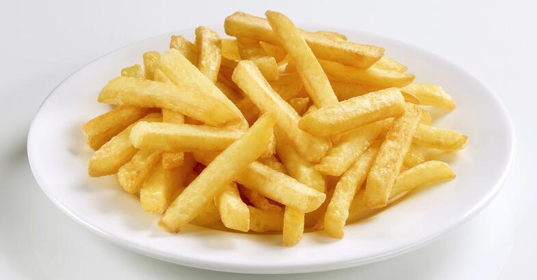 Patates Kızartması Yemek