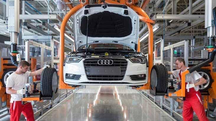 Alman otomotiv sektöründe iş beklentileri düşüşte
