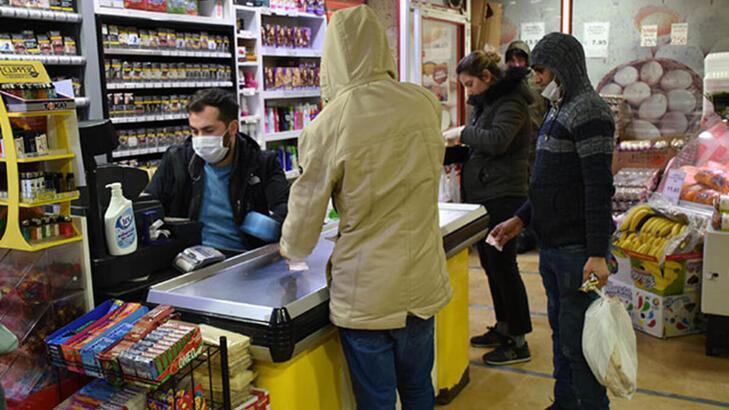 Marketler hafta içi saat kaçta açılıyor, kaçta kapanıyor? Hafta sonu sokağa çıkma yasağında market çalışma saatleri...